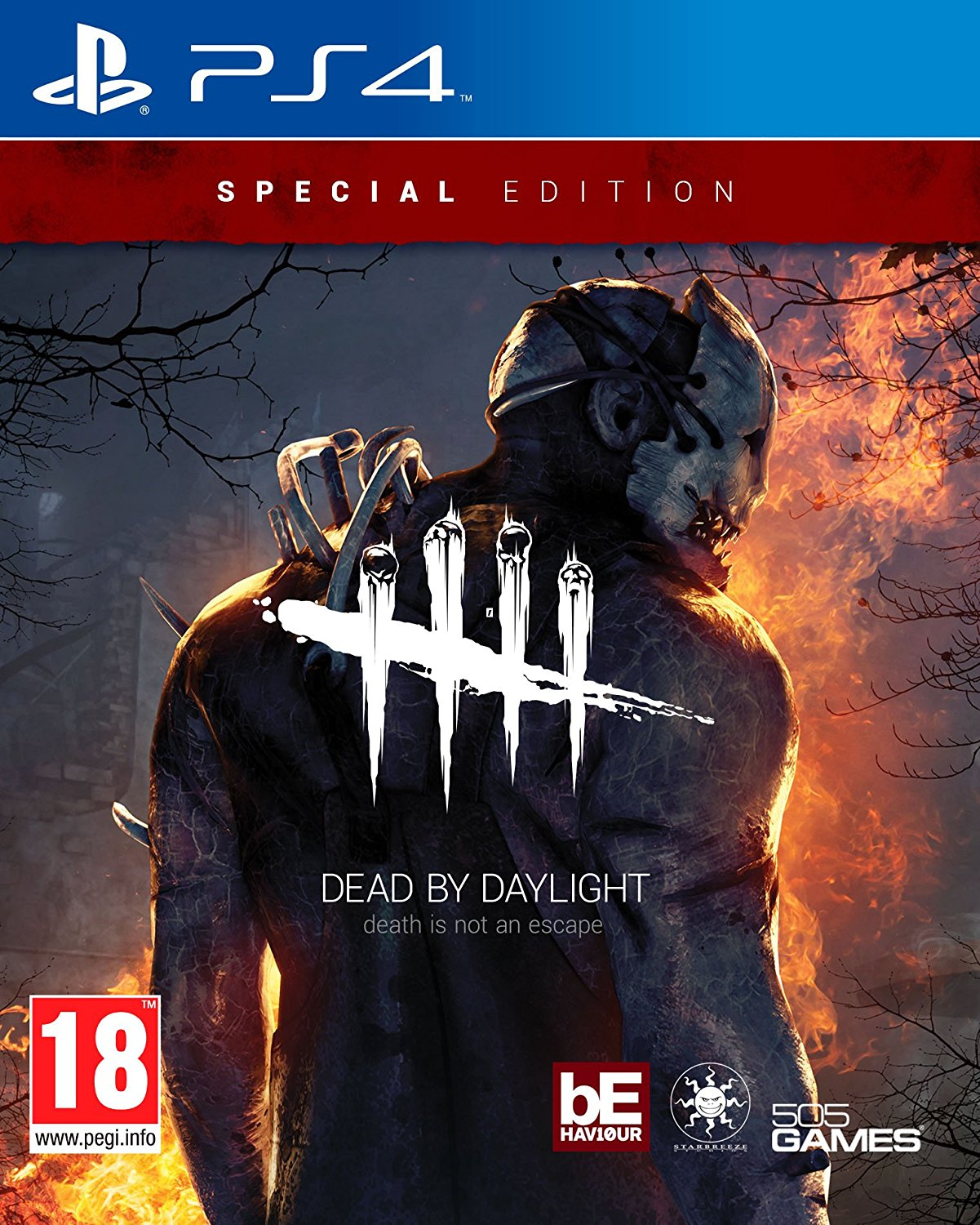 Dead By Daylight Special Edition - PlayStation 4 Játékok