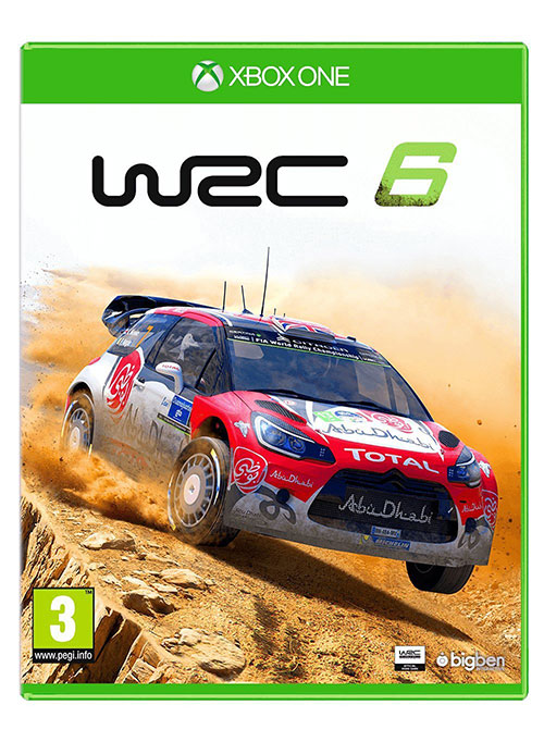 World Rally Championship WRC 6
