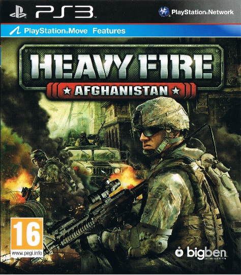 Heavy Fire Afghanistan