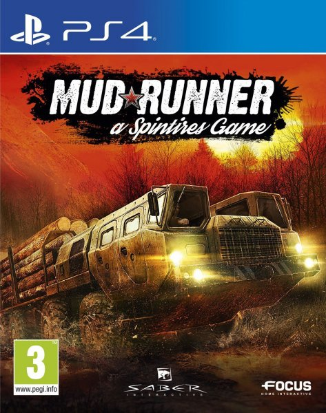 MudRunner a Spintires Game