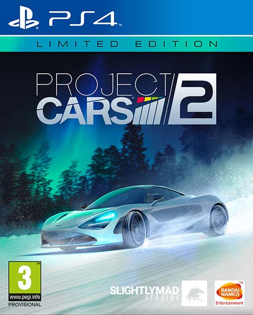 Project Cars 2 Limited Edition - PlayStation 4 Játékok
