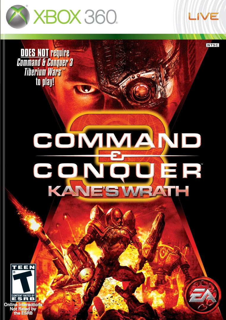 Command & Conquer 3 Kanes Wrath