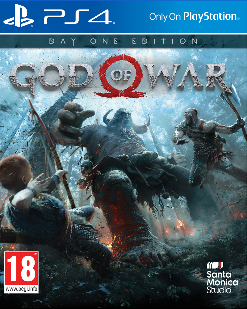 God of War Day One Edition (Magyar felirattal)