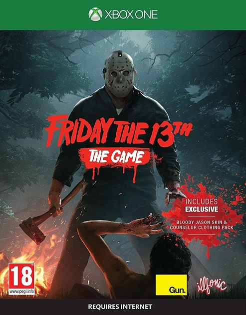 Friday The 13th The Game - Xbox One Játékok