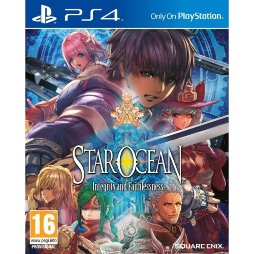 Star Ocean Integrity and Faithlessness