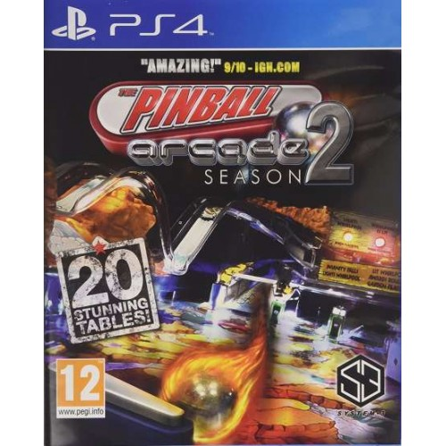 The Pinball Arcade Season 2