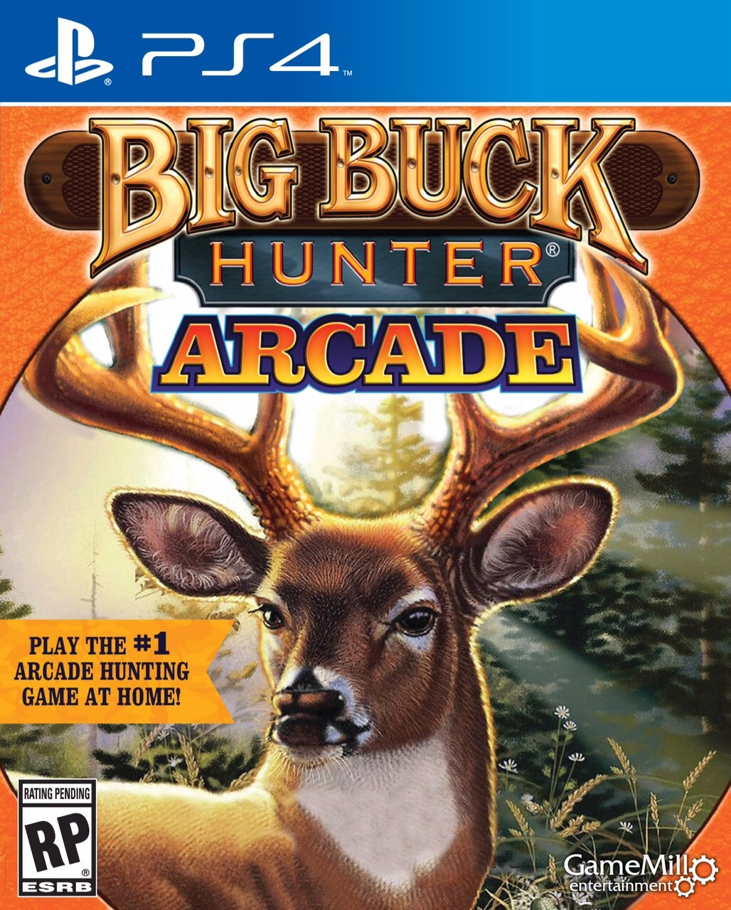 Big Buck Hunter Arcade