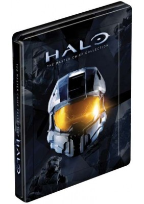 Halo Master Chief Collection Limited Steelbook Edition
