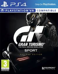 Gran Turismo Sport Day One Edition