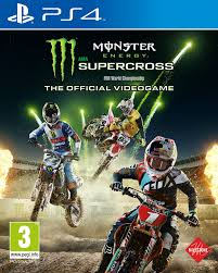 Monster Energy Supercross – The Official Videogame