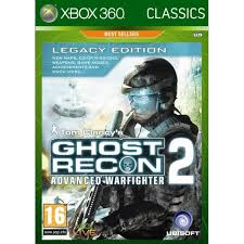 Tom Clancys Ghost Recon Advanced Warfighter 2 Legacy Edition