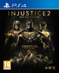 Injustice 2 Legendary Edition Day 1 Edition