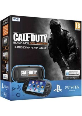 PlayStation Vita Limited Call of Duty: Black Ops II Declassified Edition (Wi-Fi) + 4GB