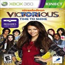 Nickelodeon Victorius Time to Shine