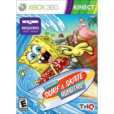 Nickelodeon Spongebob Surf & Skate Roadtrip