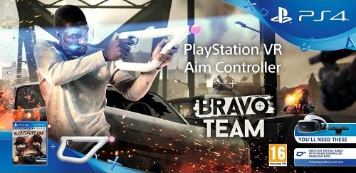 Bravo Team + PlayStation VR Aim