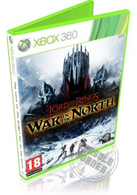The Lord Of The Rings  War In The North - Xbox 360 Játékok