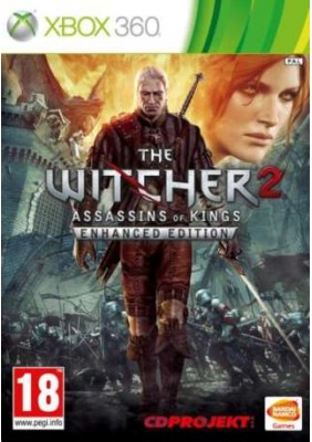 The Witcher 2 Assassins of Kings Enhanced Edition (Magyar felirattal) - Xbox 360 Játékok