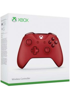 Xbox One Wireless Controller 2016 (Red)