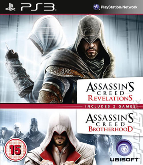 Assassins Creed Brotherhood+Revelations