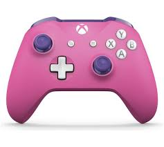 Xbox One Wireless Controller Deep Pink / Regal Purple