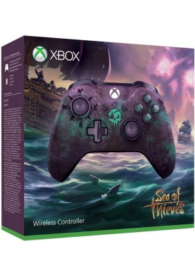 Xbox One Wireless Controller  Sea of Thieves Limited Edition
