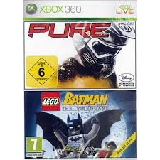 Pure + LEGO Batman The Videogame Double Pack