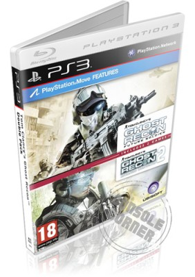 Tom Clancys Ghost Recon Future Soldier & Ghost Recon Advaned Warfighter 2