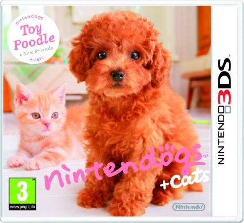 Nintendogs + Cats Toy Poodle + New Friends