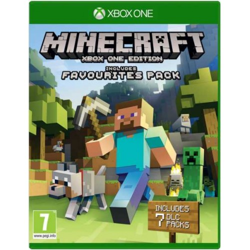 Minecraft (+ Favourites Pack)