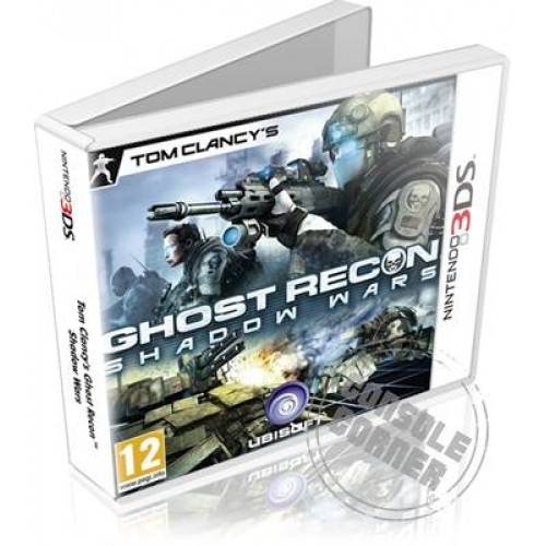 Tom Clancy s Ghost Recon Shadow Wars