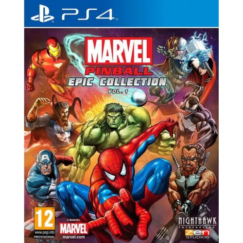 Marvel Pinball  Epic Collection