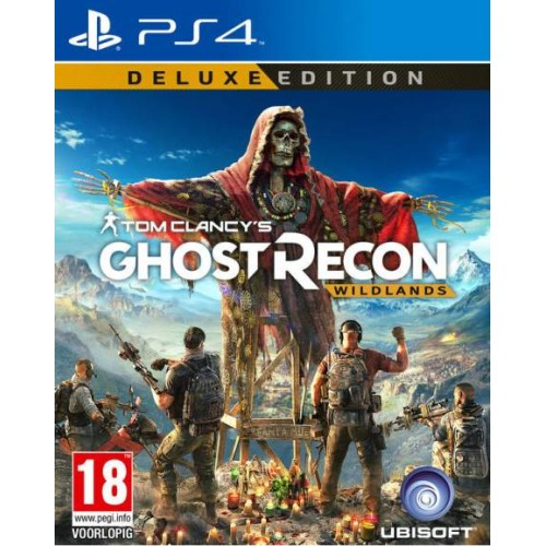 Tom Clancy s Ghost Recon Wildlands Deluxe Edition
