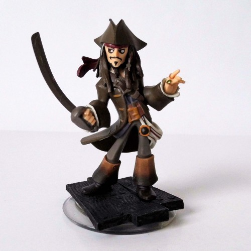 Disney Infinity - Captain Jack Sparrow