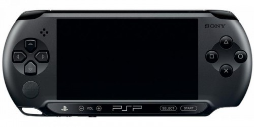 Sony Playstation Portable (PSP) Street (Fekete)