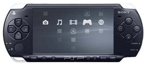 Sony Playstation Portable (PSP) Slim 2000