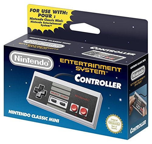 Nintendo Classic Mini Nintendo Entertainment System (NES MINI) Controller