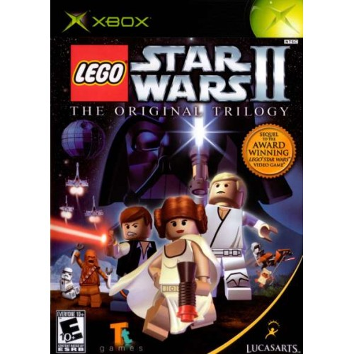Lego Star Wars  II The Original Trilogy - Xbox Classic Játékok