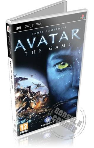 Avatar The Game