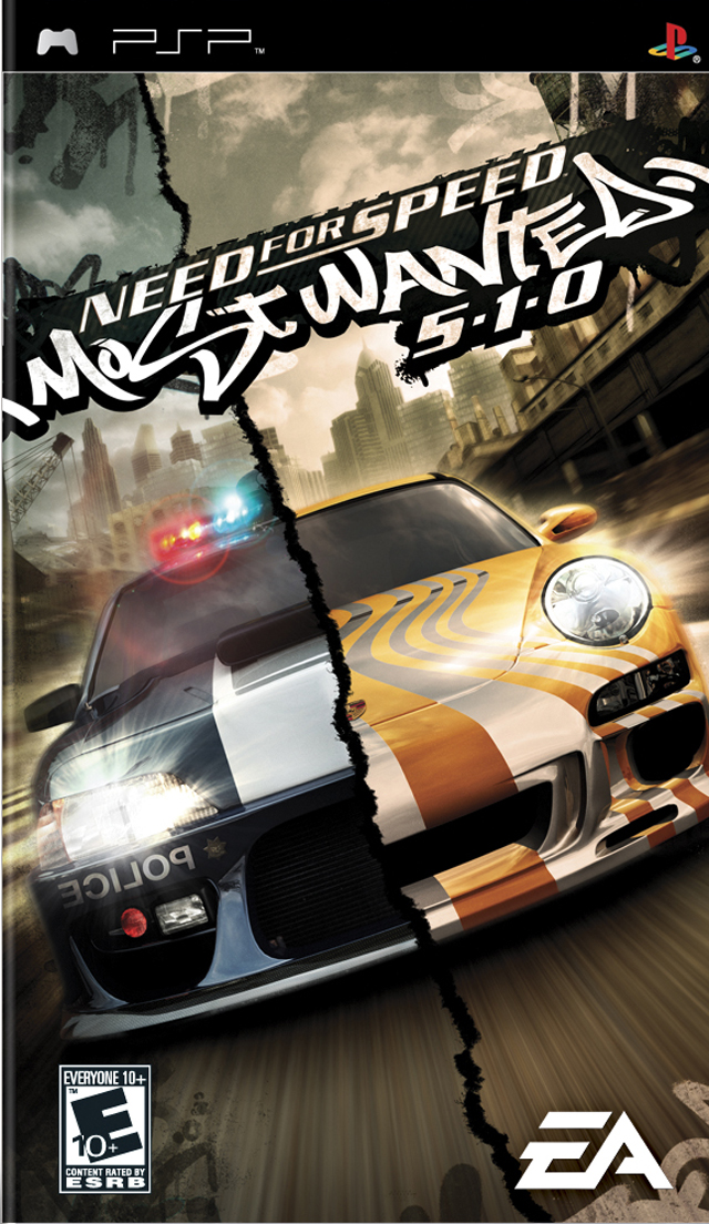 Need for Speed Most Wanted 5 1 0