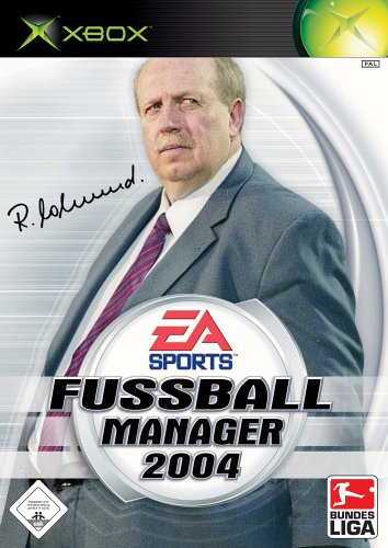 Football Manager 2004