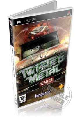Twisted Metal Head-On - PSP Játékok