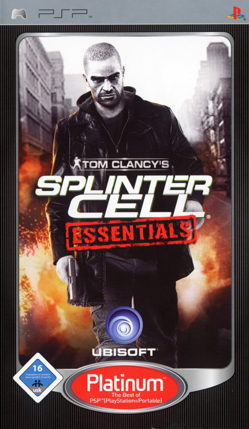 Tom Clancys Splinter Cell Essentials