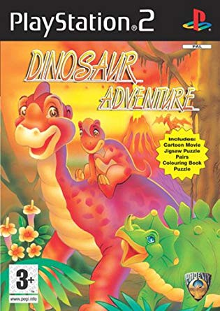 Dinosaur Adventure - PlayStation 2 Játékok