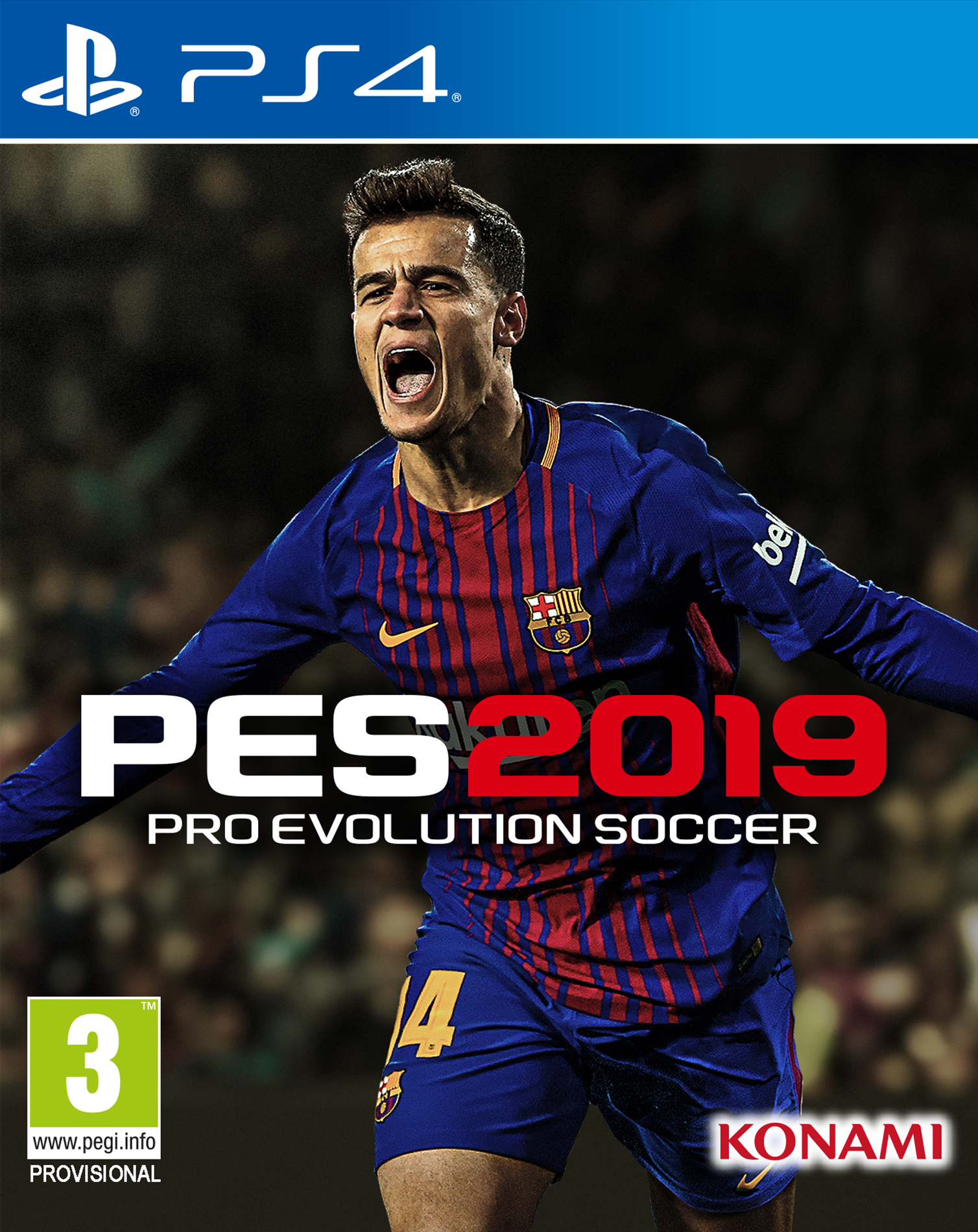 Pro Evolution Soccer 2019 - PlayStation 4 Játékok