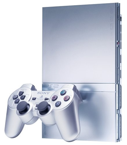 PlayStation 2 Slim Szürke