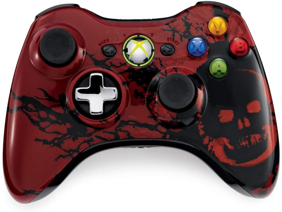 Xbox 360 Wireless Controller Limited Gears of War Edition