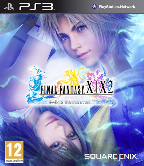 Final Fantasy X / X-2 HD Remaster - PlayStation 3 Játékok