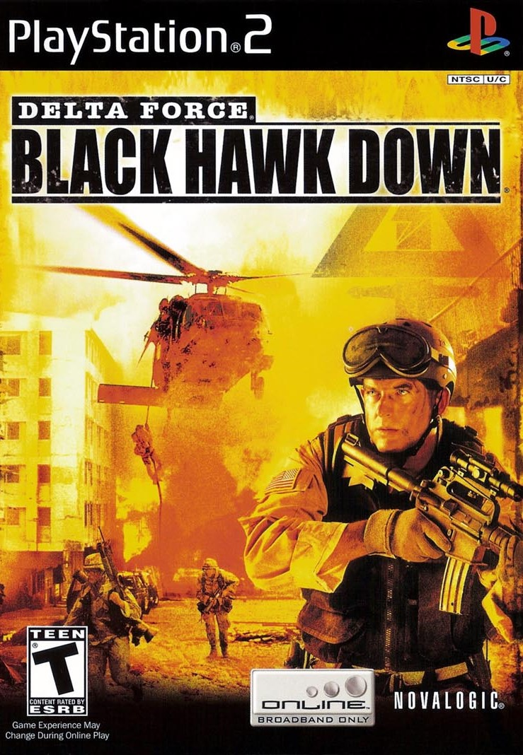 Delta Force Black Hawk Down