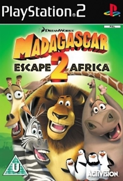 Madagascar 2 Escape Afrika